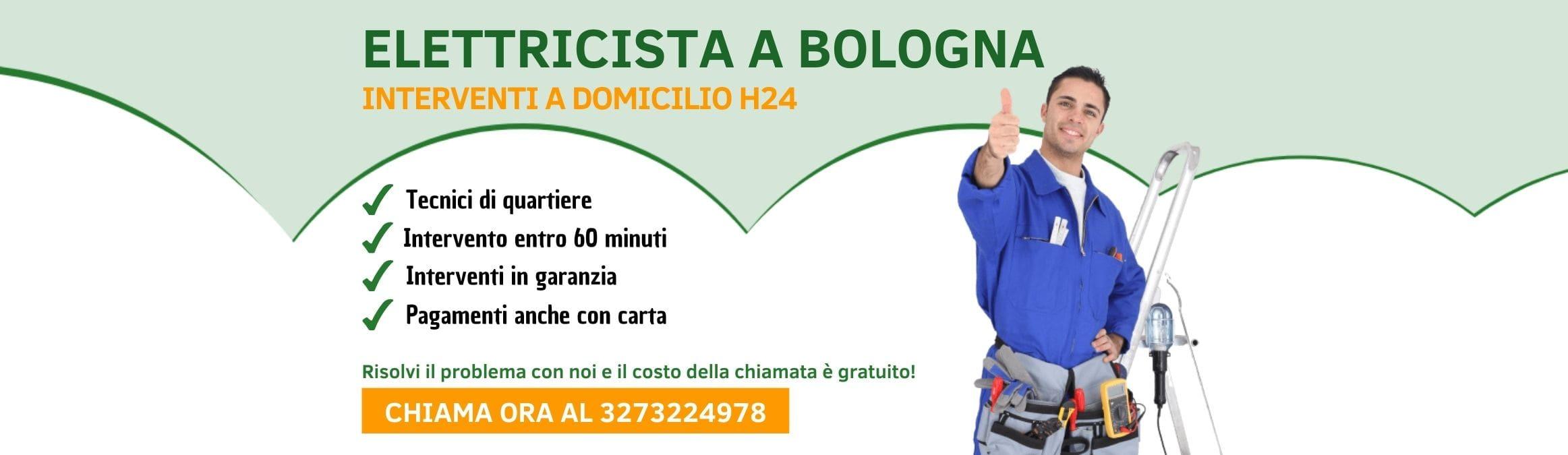 slider di Elettricista Bologna