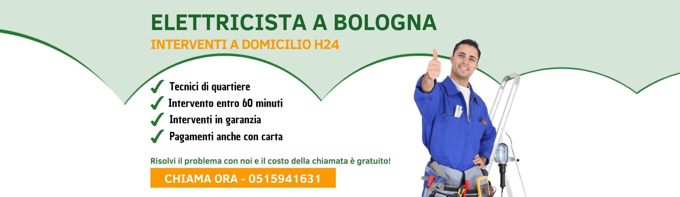 Elettricista Bologna - Pronto Intervento